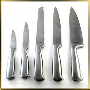 Профессиональные кухонные ножи