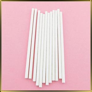 палочки д/конфет (леденцов, кейк-попсов) белые 115мм пласт.