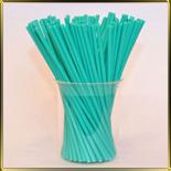 палочки д/конфет (леденцов, кейк-попсов) зеленые пласт.
