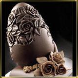 Пасхальные формы для шоколада