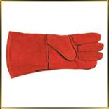 перчатки жаростойкие 350мм (2шт.) красные