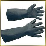 перчатки резиновые пятипалые (2шт.)