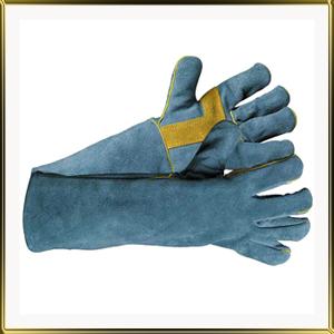 перчатки жаростойкие 350мм (2шт.) зеленые