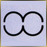 пинцет д/рисунка Открытые глаза 15мм н/с