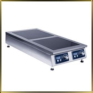 плита индукционная настольная 2конф.*3,5кВт