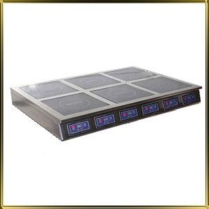 плита индукционная настольная 6конф.*3,0кВт