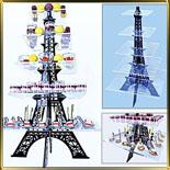 подставка фуршет. 5 ярусная Эйфелева башня