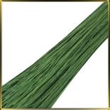 проволочка д/цветов зеленая №22 36см