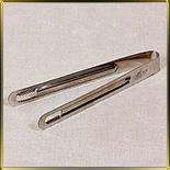щипцы н/с 16,5см д/льда с зубч.