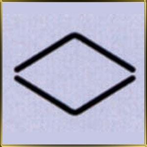 пинцет (щипцы) д/мастики Ромб 10мм н/с
