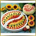 Блюда для выкладки на шведских и фуршетных столах