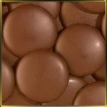 шоколад молочный 34% 500г (диски) Бельгия