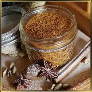 смесь пряностей д/пряников, капкейков, бисквитов, кофе, глитвейна 100г