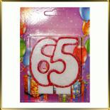 свеча 65