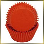 тарталетка дно d30*h24мм красная ( 100шт.)