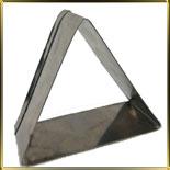 обечайка н/с для гарниров и салатов Треугольник 75*50мм