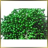 пестики-тычинки перлам. 3мм зеленые