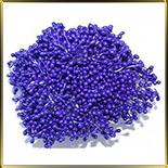 пестики-тычинки перлам. 3мм фиолетовые