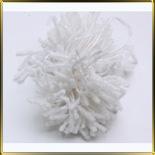 пестики-тычинки удлинен. махров. белые