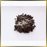 пестики-тычинки перлам. 3мм коричневые