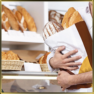 Упаковка для хлеба и пиццы